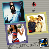 WiLD 104 MK's House Party 7/15