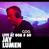 Jay Lumen| Goa 22 Aniversario | Red Line | 26 Noviembre 2016