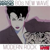 Movoto Radio presents 80s NEW WAVE MODERN ROCK  4-10-19 *CLEAN*