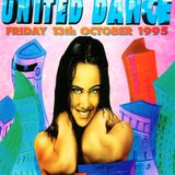 ~ Scott Brown & Clarkee @ United Dance - Friday 13th October 1995 ~