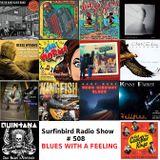SURFINBIRD RADIO SHOW # 508 BLUES WITH A FEELING