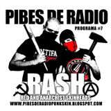 PIBES DE RADIO #8 (ESPECIAL RED AND ANARCHIST SKIN HEADS)