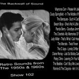 The Backwall Of Sound Retro Sounds From The 1950s & 1960s - Show 102