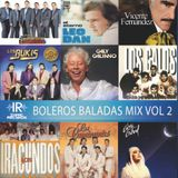 Boleros Baladas Mix Vol 2 - Dj Rivera - Impac Records