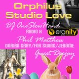 Orphilus Easterlounge - mixed by Phil Matthew - 30.03.2013