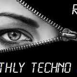 Monthly Techno mix By R&J