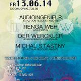 Audioingenieur@Tanzraum 13.06.2014