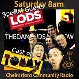 The Dan & Sam Show - @DanandSamShow - Dan & Sam - 19/04/14 - Chelmsford Community Radio