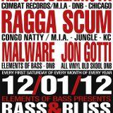 Malware - Live @ Bass & Bliss - 12/01/12