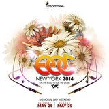 Calvin Harris Live At Electric Daisy Carnival 2014 – 25-05-2014