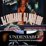 "DJ.WARLORD X DJ.KOOLHAND ""MEMORIAL DAY MIXX SHOWCASE"" ONLY ON #FLEETDJRADIO 5-27-17"