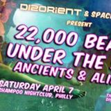 Big Jawn & Wallace Live @ 22k Beats Under The Sea  4-7-2012