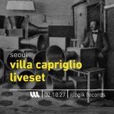 Seoul - LiveSet - VillaCapriglio - 021027