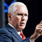 """Syrian suicide bomb kills 19, despite Pence claiming IS has """"crumbled"""""""