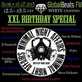 MNA XXL B-Day Special with Vector Commander Live PA