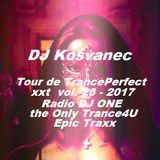 DJ Kosvanec - Tour de TrancePerfect xxt vol.28-2017 (Uplifting Mix)