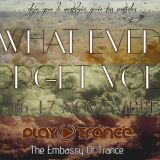 EduXS @ What Ever Forget Vol.2 for PlayTrance Radio 17.11.2013