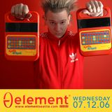 John B @ Element Seattle 7.12.06