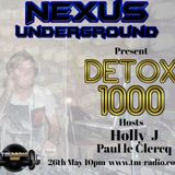 Paul le Clercq Nexus Underground  May 2018