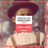 Monster Jinx Podcast #001 - Gabe Klinger