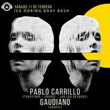 Pablo Carrillo & Gaudiano (Isa Doring @ 20DOCE) 11.02.2017