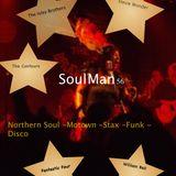 Soul Man 56 ft The Contours, Pirates, Black Nasty, Isleys, KC & The Sunshine Band, James Wells...