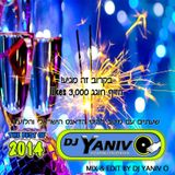 Dj Yaniv O - The Best Of 2014 Vol.1 (Dance Hits)