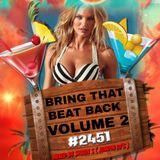 JUMPIN DJ'S - Bring That Beat Back Volume 2 #2451 (Mixed By Shaun S)