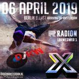X-AMSTERDAM AT RADION 06APR 2019