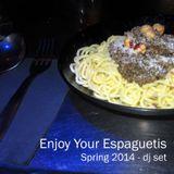 Spring 2014 Enjoy Your Espaguetis synth-pop & EBM dj set