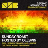 Sunday Roast hosted by Ollspin on NSB Radio 14th October 2018
