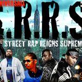 S.R.R.S. (STREET RAP REIGNS SUPREME) MIXTAPE