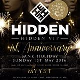 Hidden VIP 01:05:16 - Mixed By Jess Monroe, Dougie Fresh, DJ Day Day & Slander Joy