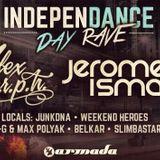 BelkaR Independance Day '14 Rave Live Set