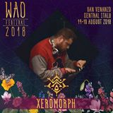 XeRoMoRph Dj set Zenonesque/Dark Prog. @ WAO Festival 2018