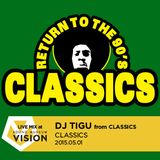 LIVE MIX AT VISION DJ TIGU  1st May 2015