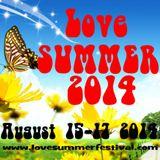 Krash - Love Summer Mix 2014