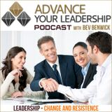Podcast #3 Leadership - Change and Resistance