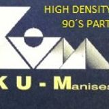 GERARD FORTUNY - HIGH DENSITY EN LA 90´S PARTY KU MANISES