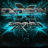Excision - Shambhala 2012 Mix - 01.11.2012