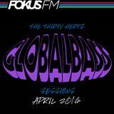 McGutter - Global Bass Sessions on Fokus FM APRIL 2014