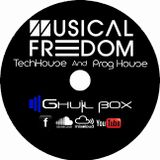 Musical Freedom ( Prog house and Tech house mix)
