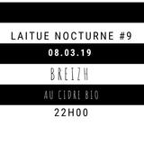 Laitue Nocturne #9 - Breizh au cidre bio