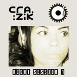 Crazik - Night Session 007 on EnSonic.fm - March 2008