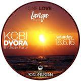 Kobi Dvora B-Day set - Mixed by DJ Ron Margan