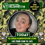 Digital Elements Presents... 2nd Birthday Bash - Shorty's Live Mix