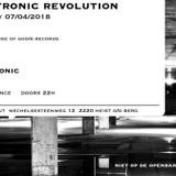 Electronic Revolution Pt. 5/2018 by MoodTronic