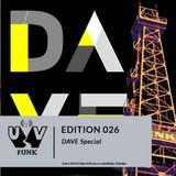 UV Funk 026: DAVE Special
