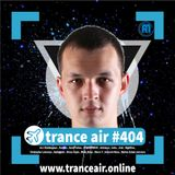Alex NEGNIY - Trance Air #404 [ #138 special ] //  [English vers.]