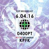 KPFK 90.7 Sunrise Set (Dank Radio)